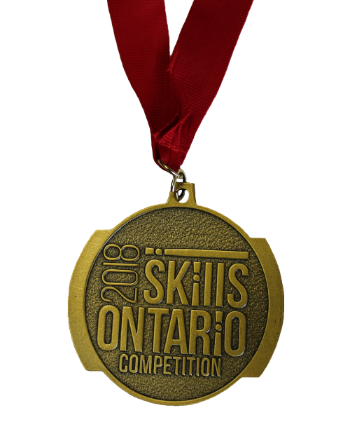 Pin & Medal Design Contest - Skills Ontario