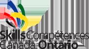 Logo for the site - Skills Canada Ontario