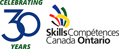 Logo for the site - Skills Canada Ontario